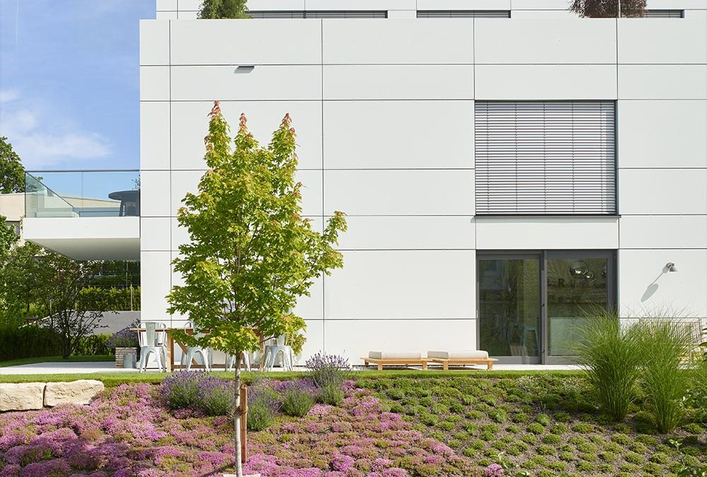 Neubau-Projekt auf der Stuttgarter Gänsheide
