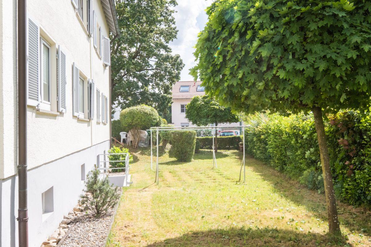 Wohnung Ostfildern-Ruit Garten