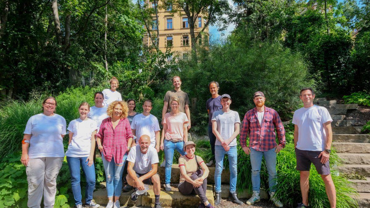 Sozialer Tag für Wohnbau-Studio-Team